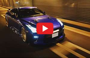 KRUISE By KUHL Racing|R35 GT-R PV
